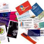 Business Cards & Brochures